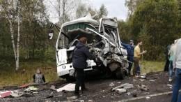«Явылетел через заднее стекло»: Пассажир осмертельной аварии под Ярославлем