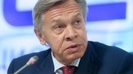 Пушков прокомментировал отказ Украины отамнистии участников Донбасса