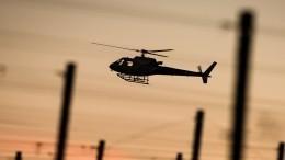 ВЯкутии пилот вертолета Eurocopter невыходит насвязь