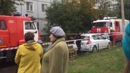 Хлопок произошел вмногоквартирном доме вКрасноярске: идет эвакуация жителей