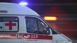 12 человек, втом числе 6 детей, пострадали при хлопке газа вАнгарске