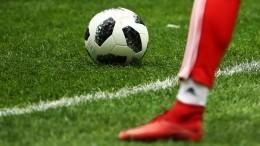 Видео: массовая драка произошла между футболистами вМахачкале