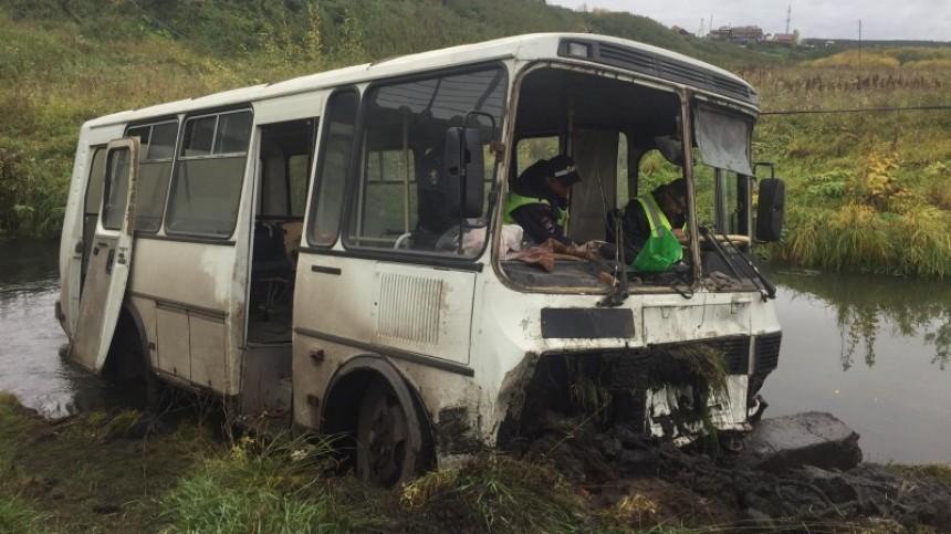 11 рабочих птицефабрики госпитализированы после ДТП савтобусом под Красноярском
