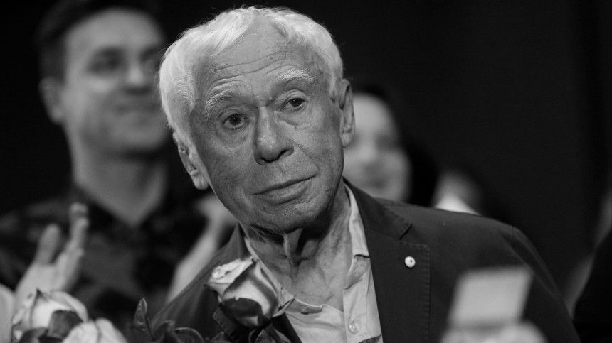 Умер народный артист РСФСР Юрий Колычев