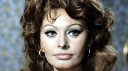 Настоящая неаполитанка: ТОП-5 лучших ролей Софи Лорен