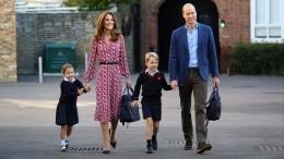 Дочка Кейт Миддлтон рассказала «посекрету» очетвертой беременности мамы