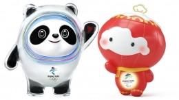 Бин Дуньдунь— официальный талисман Олимпиады-2022 вПекине