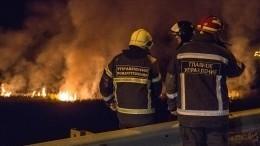 Режим ЧСобъявлен вАлександровске-Сахалинском после пожара впятиэтажке