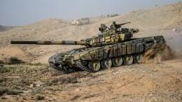 Репортаж: как вСирии приводят впорядок боевые машины после сражений стеррористами