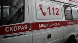 Видео: при обрушении моста вПсковской области пострадал человек