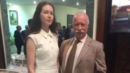 Дочь Леонида Якубовича прокомментировала травму отца