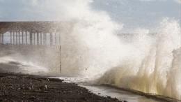 Видео: пляжи Анапы закрыли для посещения