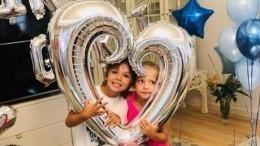 «Похоже, что так выглядит Счастье!»: Лиза иГарри Галкины отмечают день рождения