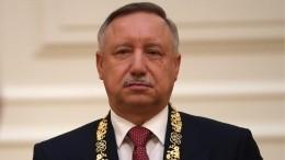 Беглов рассказал онамерении сделать Петербург умным, комфортным иоткрытым городом