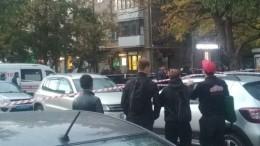 ВМоскве полицейский открыл огонь поколлегам