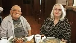 Пасынок Джигарханяна назвал Цымбалюк-Романовскую «случайным человеком»