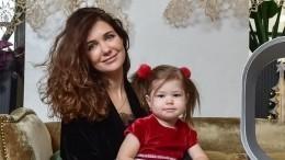 «Маленькая артистка!» Климова показала зажигательный танец трехлетней дочки