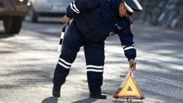 Видео: ВДТП под Мурманском сучастием трех автомобилей пострадали восемь человек