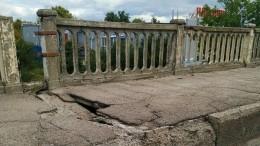 «Есть серьезные зацепки»: ВМВД ЛНР надеются задержать исполнителей взрыва моста вЛуганске