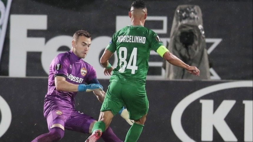 5:1: Как «Лудогорец» разгромил «ЦСКА» встартовом матче Лиги Европы