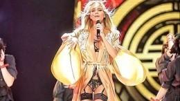 Глюкоза вбигуди рассказала, как волновалась перед выступлением на«Новой волне»