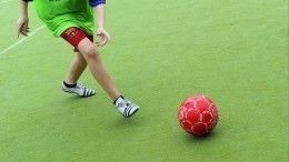 ВМоскве прошел спортивный праздник для малышей сособенностями развития