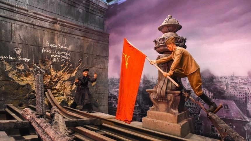 Трехмерную панораму, посвященную Великой Отечественной войне, открыли вПетербурге