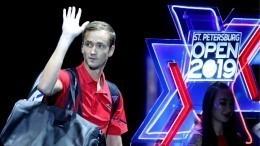 «Матч психологический»— Даниил Медведев опредстоящем финале теннисного турнира