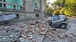 Более 50 человек пострадали врезультате двойного землетрясения вАлбании