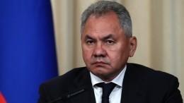 Сергей Шойгу допустил отмену призыва вРоссии— видео