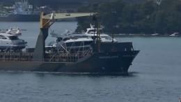 Освобожденные моряки РФпроходят свидетелями вделе озахвате 15августа судна ФРГ