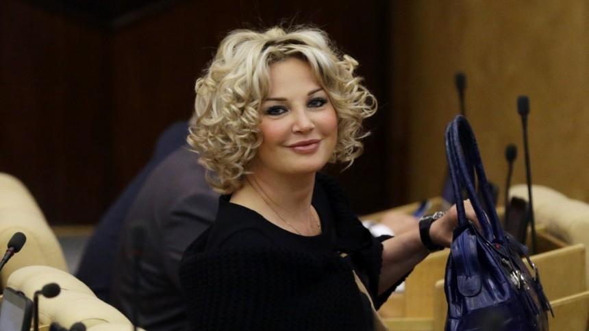 «Может там споры сибирской язвы»: Максакова неподпускает мать Вороненкова квнуку