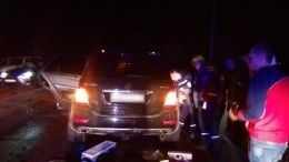 Восемь человек пострадали вДТП смаршруткой под Краснодаром