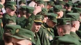 Российская армия может стать профессиональной