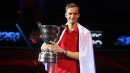 Даниил Медведев победил наSPb Open
