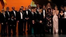Восьмой сезон «Игры престолов» получил премию «Эмми» вЛос-Анджелесе