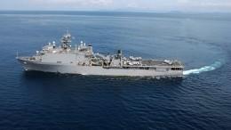 Американский генерал пожаловался надействия России вЧерном море