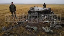 Фото: Боевые машины ВДВ превратились вгруды металла вовремя учений под Оренбургом