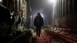 Невероятное видео пока еще неоткрывшейся станции метро возле Мариинского театра