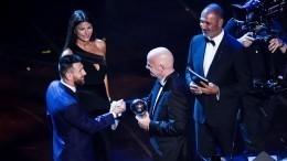 Лионель Месси назван лучшим игроком FIFA поитогам сезона