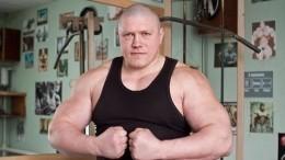 Чемпион Европы посамбо Максим Новоселов задержан заразбой