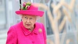 Елизавета II выступит стронной речью перед парламентом