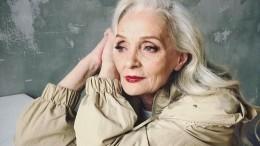 64-летняя пенсионерка изПетербурга стала лицом L'Oreal Paris