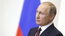 Стало известно опослании Путина кНАТО иКитаю