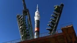 Прямая трансляция: Корабль «Союз МС-15» сновым экипажем отправляется наМКС