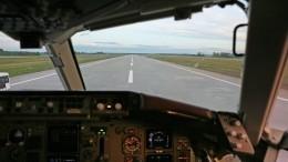 Пассажиры эвакуированы изBoeing 767 сзагоревшейся при посадке стойкой шасси
