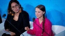 «Смешали котлеты имух»: Психолог офеномене «иконы климата» Греты Тунберг