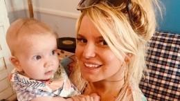 Джессика Симпсон похудела на45 килограммов после родов
