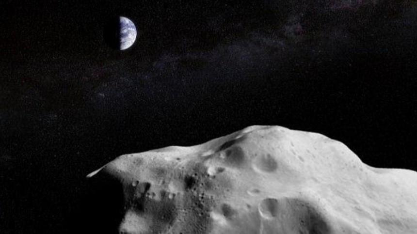 Ученые: Падение астероида может остановить глобальное потепление наЗемле