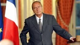 Человек покличке «Бульдозер»: каким был экс-глава Франции Жак Ширак